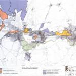TERRAVANZA - Infraestructuras y Planeamiento Territorial - Ordenación de un Corredor Subregional. (Fuente: Terán, 1999)